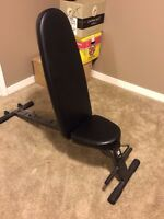 Inspire Folding Workout Bench