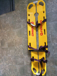 EXL Scoop Stretcher with Pins