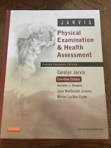 Jarvis Pysics Examination & Health Assessment
