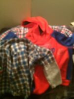 Boys clothes 6- 24 months echo back 10 bucks