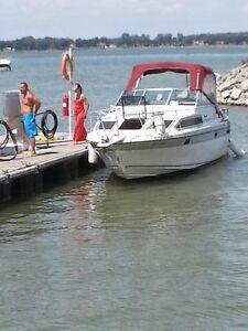 bateau doral citation 26 pied