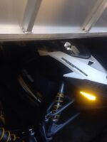 2- 2011 Skidoo's and 2011 triton trailer. package deal $18,500
