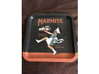 FREE Marmite Tray - vintage / retro design