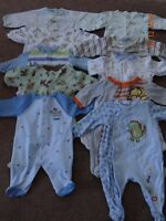 Boy Baby Clothes 0-3months