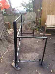 Steel frame / work bench