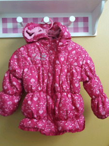 Disney princess jacket 24mos