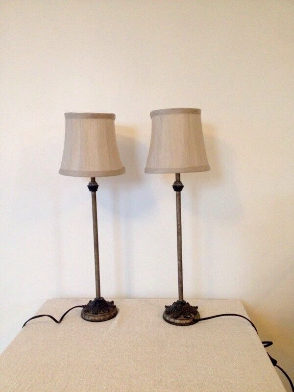 Stylish table lamps in bromley london gumtree stylish table lamps mozeypictures Images