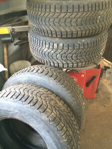 Winterforce 265/70r17