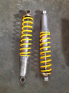 SHOCKS - Removed From REV 2006 Renegade MXZ