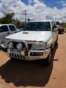 2012 Nissan ST Patrol Auto 3.0L Hillarys Joondalup Area Preview