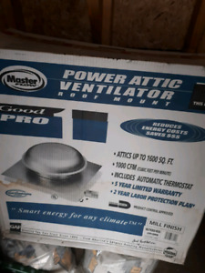 Roof Power Vent