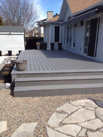 DECKS / FENCING / OUTDOOR KITCHENS