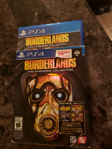 Borderland The Handsome Collection