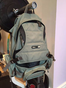 CLIVE PRO SKATE, SNOWBOARDING, TRAVEL OR DAILY BACKPAK