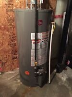 Hot Water Tank & Furnace Installations