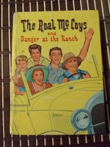 Book - The Real McCoy's and Danger at the Ranch.