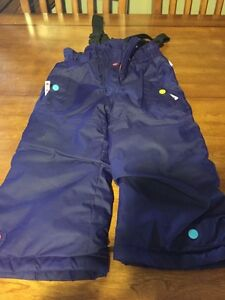 2T girls Winter jacket and snow pants Peterborough Peterborough Area image 2