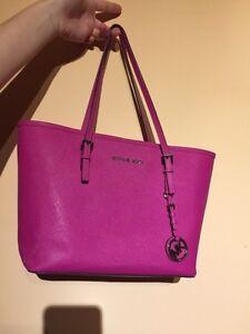 Authentic MK Pink Handbag