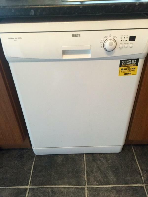 ... UNUSED- ZANUSSI DISHWASHER in Kingswood, East Yorkshire Gumtree