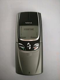 Nokia 8850 Rare Collectors Mobile Phone