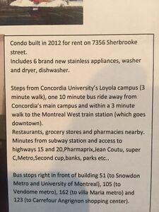 Loyola campus studio 765$/month or 145k! West Island Greater Montréal image 10