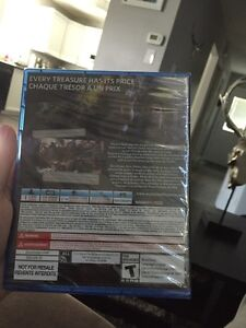 Brand New in Wrapper Uncharted 4, PlayStation 4 London Ontario image 2