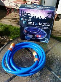 Aqua Roll Mains Adaptor