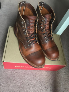 Men's Red Wing Boots