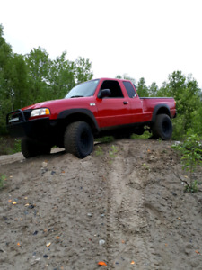 2004 mazda b4000 good bush/plow truck