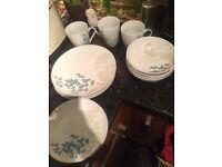 Beautiful set perfect condition hardly used