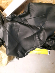 2 set a of leather seat covers for cars