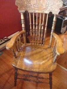 King George Chair