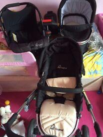 Baby elegance Neyo travel system