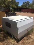 Ute or Trailer Canopy White Powder Coated Aluminium  Mount Isa Mt Isa City Preview
