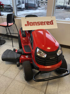 JONSERED LGT54 LAWN  AND GARDEN TRACTOR