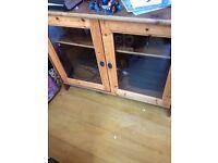 Wooden unit / TV stand /Storage