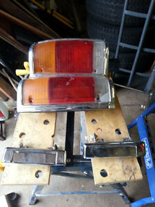 Mazda b2200,2600 tail lights