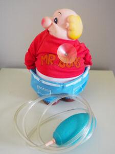 Mr. Buns Novelty Doll