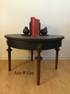 Parisienne Inspired End Table