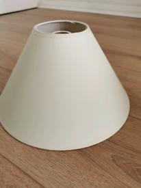 Lamp shade Cream Colour 18cm