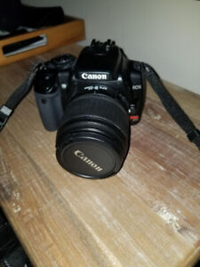 EOS CANON and bag and equipment for sale, NEW.