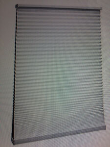 SHADOW WHITE CORDLESS BLACKOUT CELLULAR SHADE