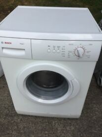 Bosch max 6 washing machine in mint condition with a warranty