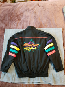 Snap-on summer/fall jacket,Size->(Large)