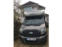 Chausson Welcome 2016 Campervan/Motorhome State of the art
