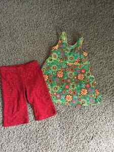 Adorable outfit 9-12 on tag but can fit up to 24 months. Kingston Kingston Area image 1