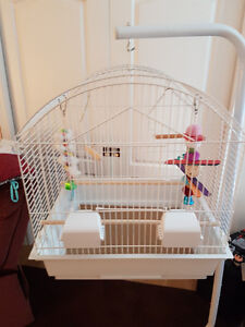 Practically Brand New Bird Cage for Sale
