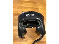 Ampro MK2 Headguard excellent condition