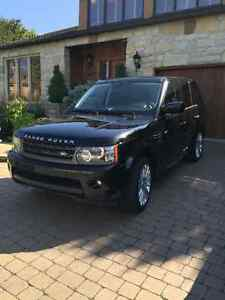 2011 Range Rover Sport HSE Luxury Edition