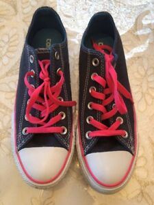 Converse Ladies Size 8, Like New
